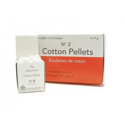 COTTON PELLETS