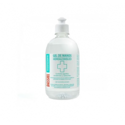 GEL DE MANOS HIDROALCOHOLICO 500ML
