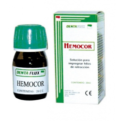 HEMOCOR 20 ML.