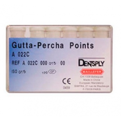 GUTAPERCHA ISO COLOR 120 UDS